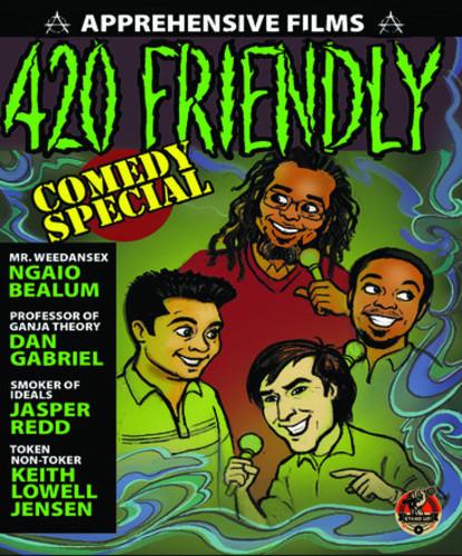 420 Friendly Comedy Special