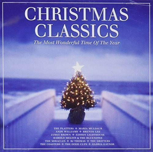 Christmas Classics: Most Wonderful Time Of The Year /  Various [Import]