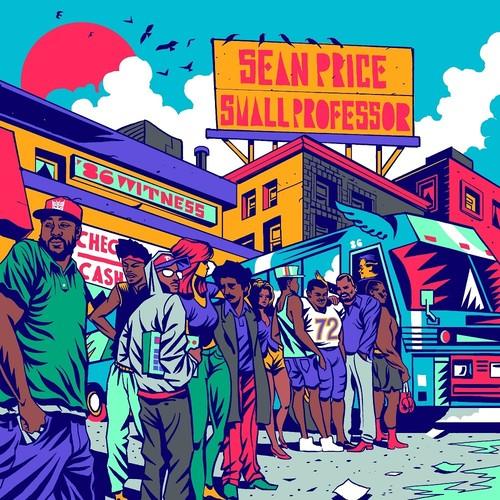 Sean Price & Small Professor - 86 Witness [Colored Vinyl]