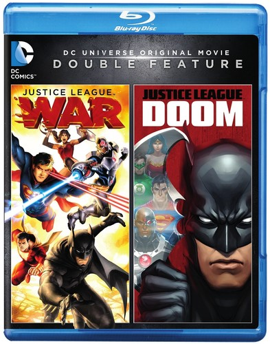 Justice League - DCU: Justice League: Doom/DCU: Justice League: War