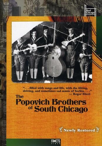 The Popovich Brothers of South Chicago