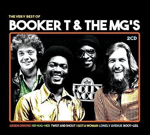 Booker T & The M.G.'s - Very Best Of Booker T & The MGs