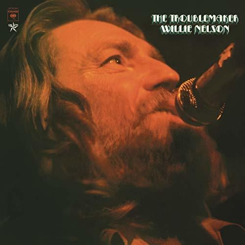 Willie Nelson - The Troublemaker [LP]