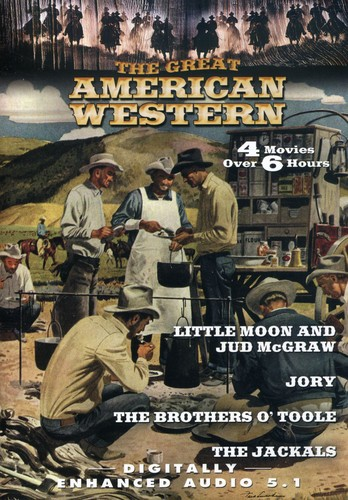 The Great American Western: Volume 14