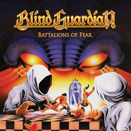 Blind Guardian - Battalions Of Fear [Import Picture Disc LP In Gatefold]
