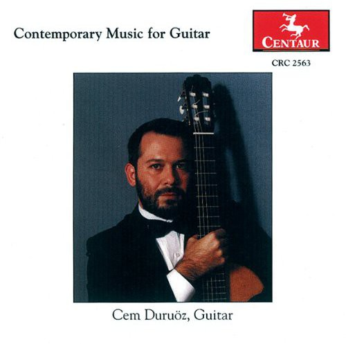 Contemporary Music for Guitar