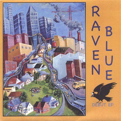 Raven Blue EP