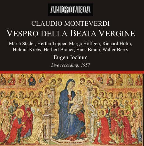 Vespro Della Beate Vergine: St