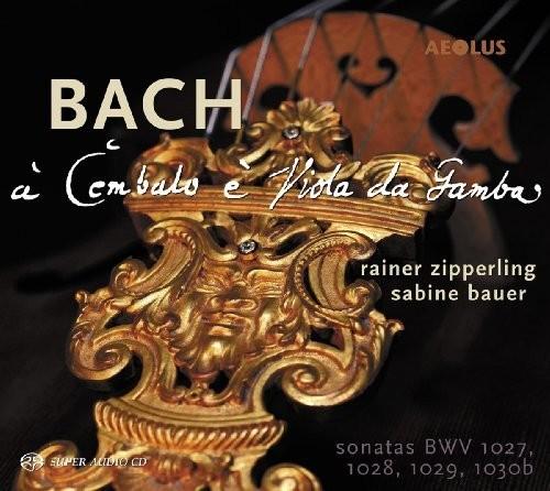Sonatas Viol & Harpsichord