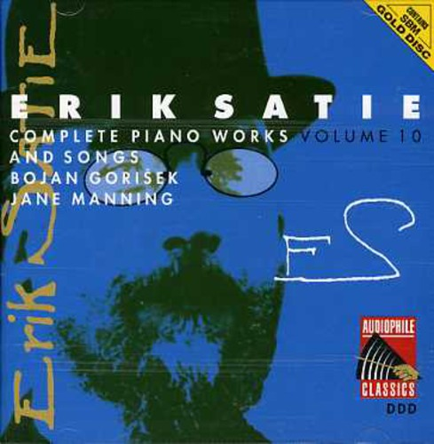 Satie: Complete Piano Works 10