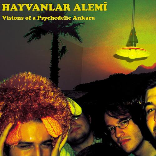 Visions of a Psychedelic Ankara