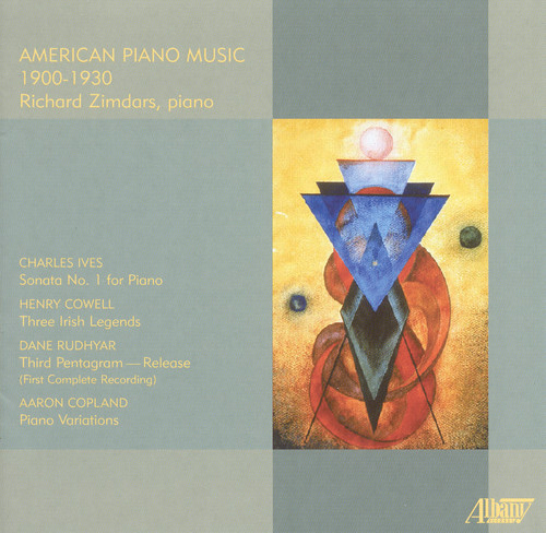 American Piano Music: 1900-1930