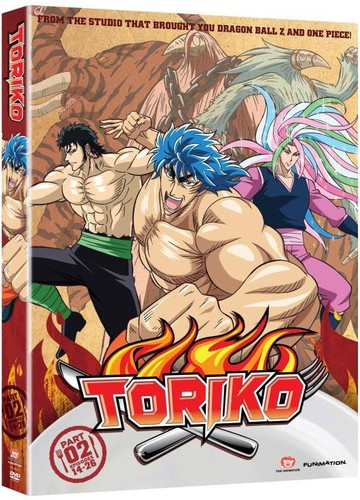 Toriko: Part 2