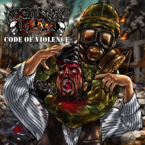 Nocturnal Fear - Code of Violence