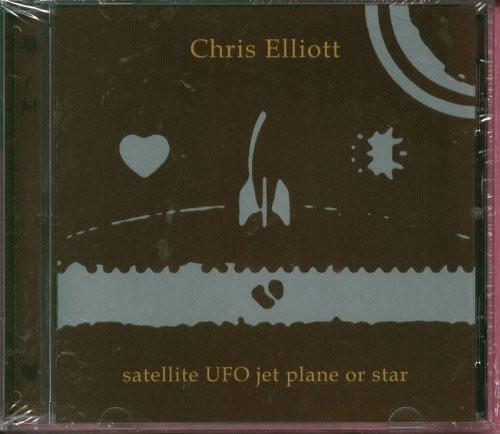 Satellite UFO Jet Plane or Star