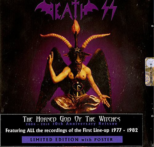 Death SS - Horned God of the Witches