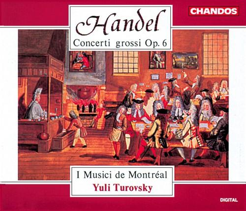 Les Lunes Du Cousin Jacques-Concerti Grossi