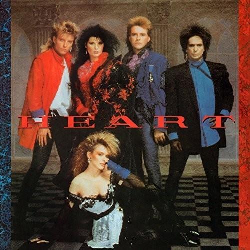 Heart - Heart (180 Gram Audiophile Vinyl/Anniversary Edition/Gatefold Cover)