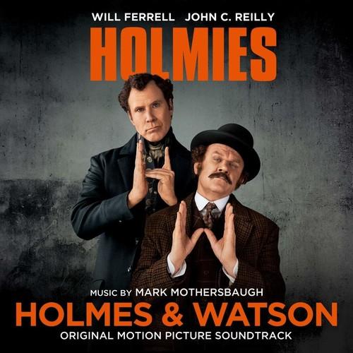 Holmes & Watson [Movie] - Holmes & Watson [Import Soundtrack]