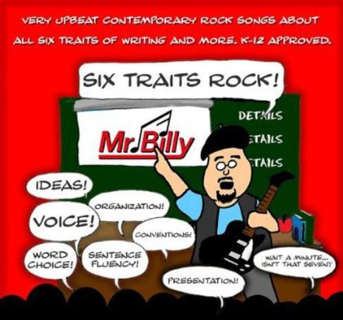 Six Traits Rock
