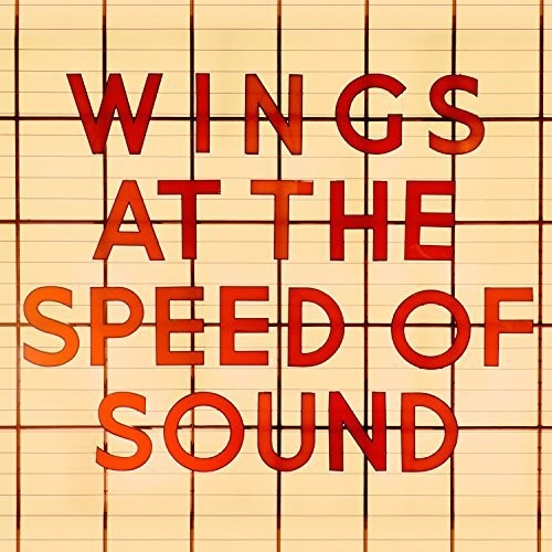 Paul McCartney & Wings - At The Speed Of Sound [LP]