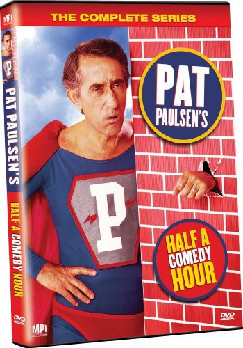 Pat Paulsen Half a Comedy Hour: The Complete Series
