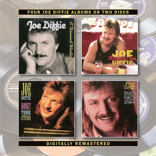A Thousand Winding Roads /  Regular Joe /  Honky Tonk Attitude /  Third Rock From The Sun [Import]