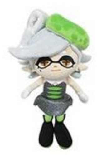 "- Little Buddy Splatoon Marie 9"" Plush"