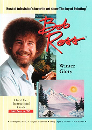 Bob Ross the Joy of Painting: Winter Glory