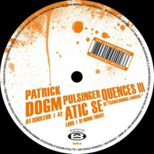 Dogmatic-Sequences 3