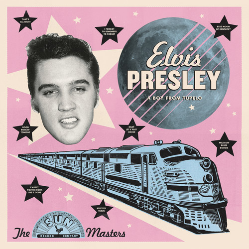 Elvis Presley - A Boy from Tupelo: The Sun Masters [LP]