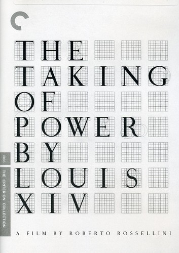 The Taking of Power by Louis XIV (Criterion Collection)