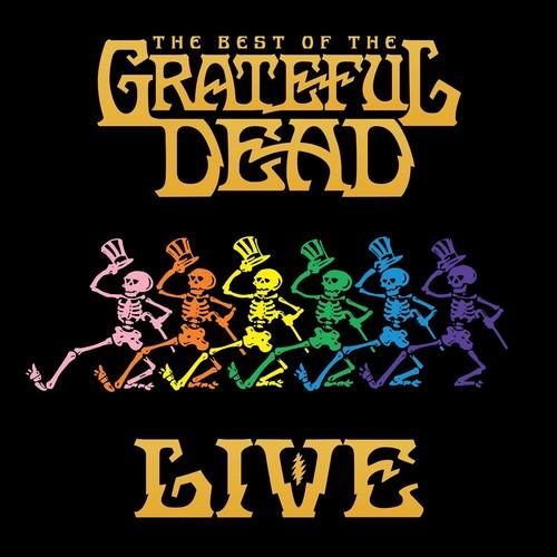 Grateful Dead - The Best of the Grateful Dead Live: 1969-1977 [2CD]