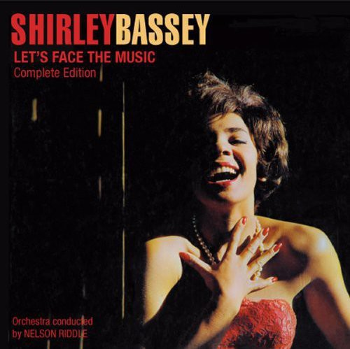 Dame Shirley Bassey - Let's Face the Music + Born to Sing the Blues