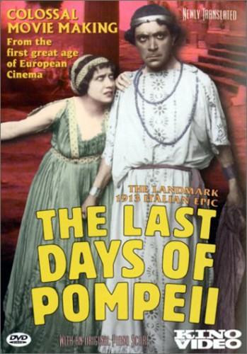 Ubaldo Stefani - The Last Days of Pompeii