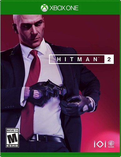 - Hitman 2  for Xbox One