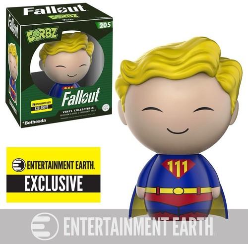 Funko Fallout Dorbz Vault Boy Vinyl Figure NEW Toys Video Game