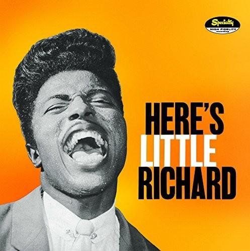 Little Richard - Here's Little Richard [Deluxe] [Digipak]