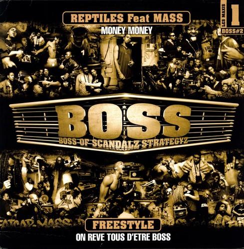 Maxi Boss # 1 [Import]