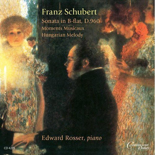 Edward Rosser Plays Franz Schubert