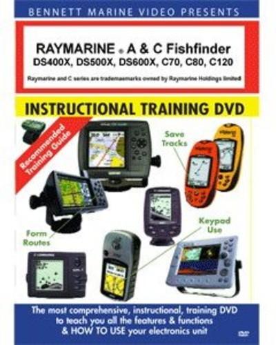 Raymarine a and C Series Fishfinder: Ds400x,Ds500x,DS600X,C70,C80,C120