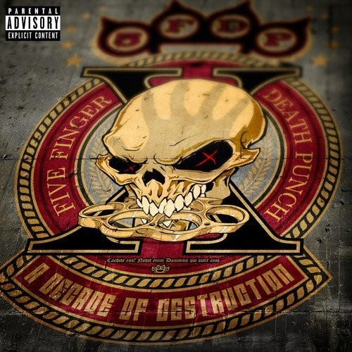 Five Finger Death Punch - A Decade Of Destruction [2LP]