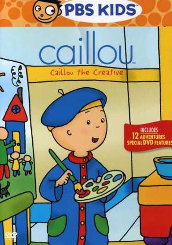 Caillou: Caillou the Creative