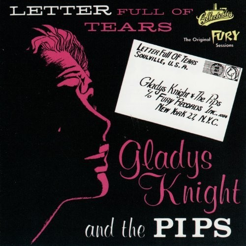 Gladys Knight & The Pips - Letter Full Of Tears + 10 Bonus Tracks (W/Book)