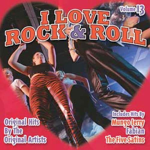 I Love Rock N Roll, Vol. 13