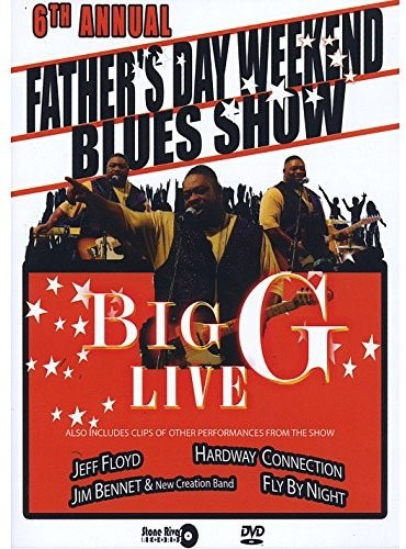 6th Annual Father's Day Weekend Blues Show in Crewe Va
