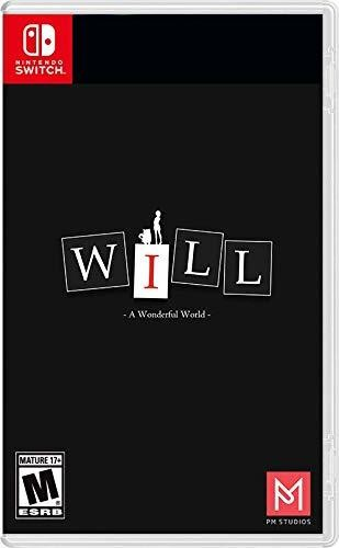 WILL: A Wonderful World 2 for Nintendo Switch