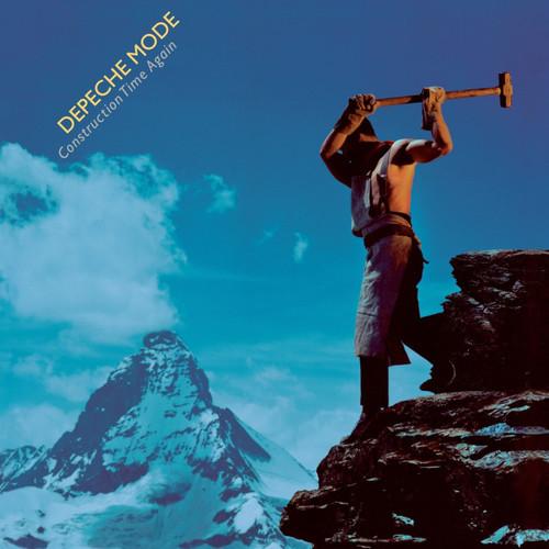 Depeche Mode - Construction Time Again [Vinyl]