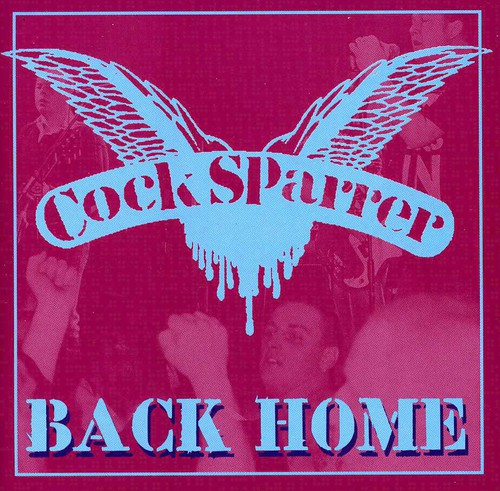 Cock Sparrer - Back Home [Import]