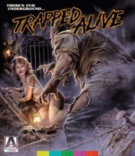 Trapped Alive